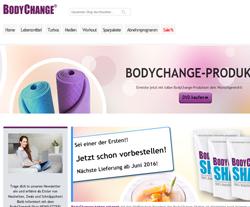 BodyChangeShop Gutscheine März 2018