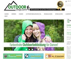 outdoor-shop.com Gutscheine März 2018