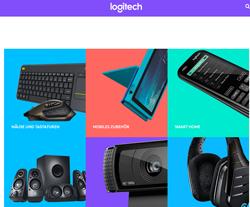Logitech.ch Gutscheine März 2018