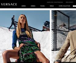 Versace Gutscheine März 2018