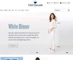 Tom-Tailor.at Gutscheine März 2018