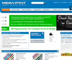 Mega Print Gutscheine März 2018