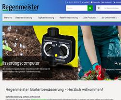 Regenmeister Gutscheine März 2018