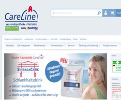 Care-Line Gutscheine März 2018