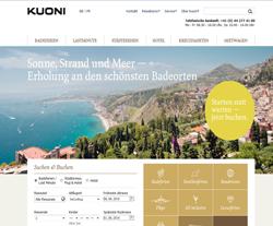 Kuoni Gutscheine März 2018