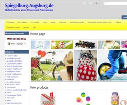 Spiegelburg-Augsburg Gutscheine März 2018