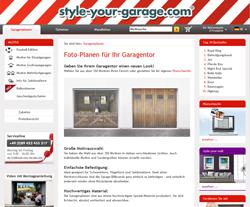 Style-Your-Garage Gutscheine März 2018