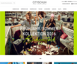 Cityschuh Gutscheine März 2018