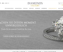 Diamonds Factory Gutscheine März 2018