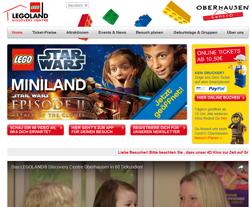 Legoland Discovery Center Gutscheine März 2018