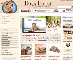 Dog's Finest Gutscheine März 2018