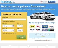 RentalCars.com Gutscheine März 2018