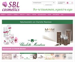 SBL cosmetics Gutscheine März 2018