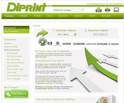 Diprint Gutscheine März 2018