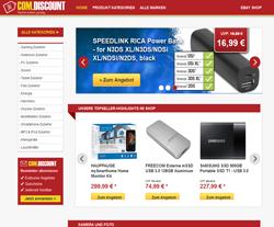Com.Discount Gutschein & Discount Code März 2018