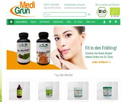 MediGrün Gutscheine März 2018