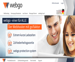 Webgo Gutschein März 2018