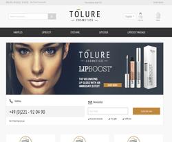 Tolure Cosmetics Gutscheine März 2018