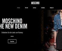 Moschino Gutscheine März 2018