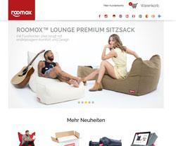 Roomox Gutscheine März 2018