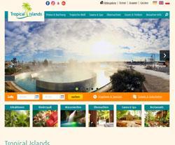 Tropical Islands Gutscheine & Angebote März 2018
