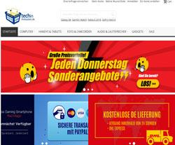 Techinthebasket Gutscheine Juli 2018