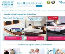 Aqua-Comfort Gutscheine