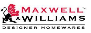 Maxwell & Williams Gutscheine - März 2018