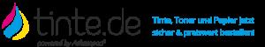 tinte.de Gutscheine - März 2018