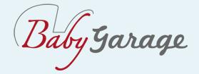 Baby Garage Gutscheine - März 2018