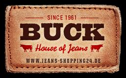Buck House of Jeans Gutscheine - März 2018