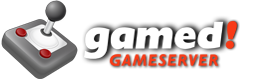 gamed!de - Gameserver Gutscheine - März 2018