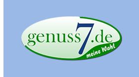Genuss7 Gutscheine - März 2018