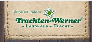 Trachten-Werner Gutscheine - März 2018
