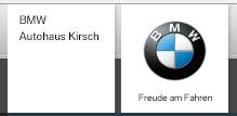 BMW-Kirsch Gutscheine - März 2018