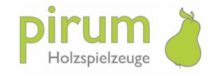 Pirum Holzspielzeuge Gutscheine - März 2018