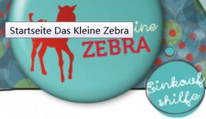 Das kleine Zebra Gutscheine - März 2018