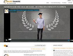 Online-Trainers Gutschein