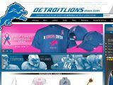 Detroitlionsstore.com Coupon Codes