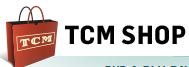 TCM Shop Gutschein