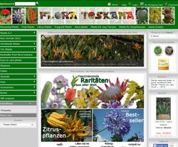 Flora-Toskana Gutscheine