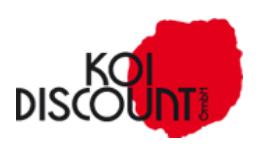 Koi-Discount Gutschein