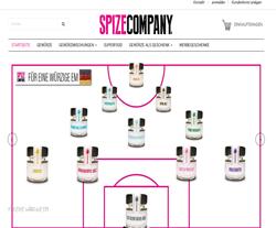 spizecompany.com Gutscheine