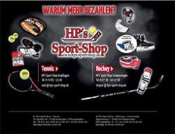 HPs Sport-Shop Gutscheine März 2018