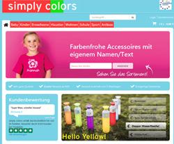 Simply Colors Gutschein März 2018
