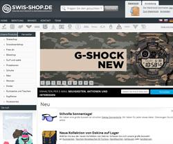 Swis-Shop Gutscheine März 2018