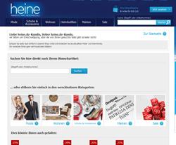 Heine (DE) Gutscheine März 2018
